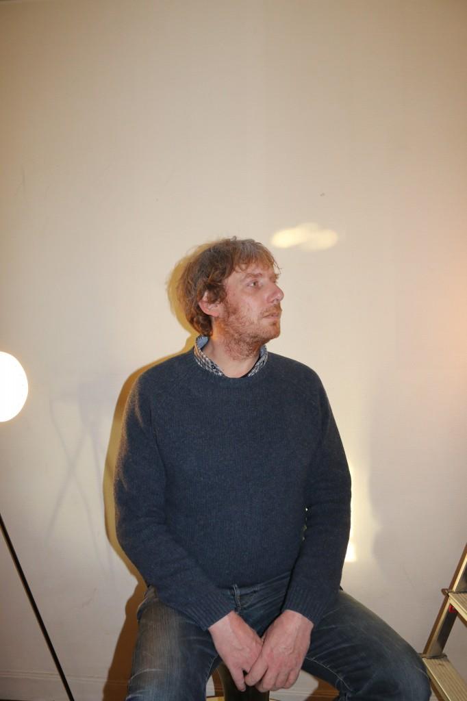 """Séance de numérisation 3D avec Andy """"Vicarious Bliss"""" Gardiner."""